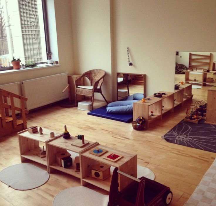 اتاق خواب کودک به سبک مینیمال و مدرن