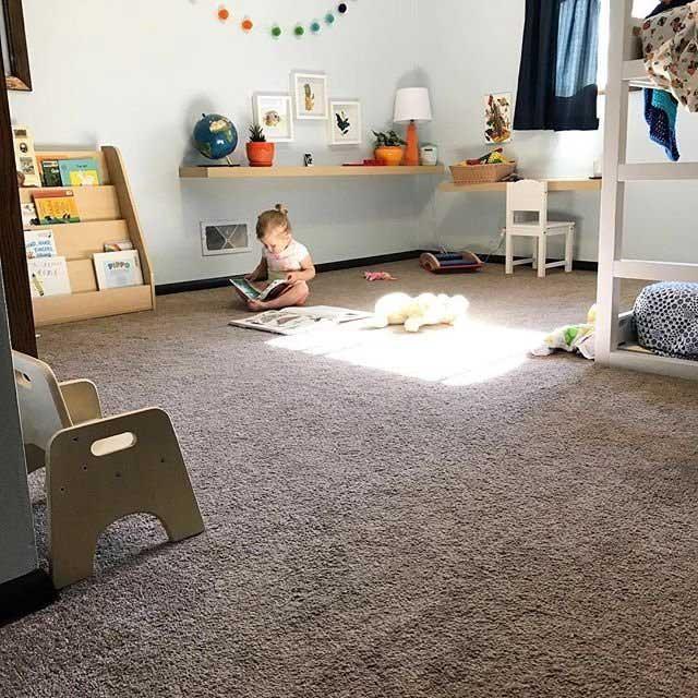 طراحی خواب کودک به سبک مدرن و معاصر