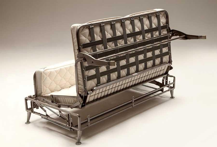 کاناپه مبل تخت خواب شوی آسان بازشو